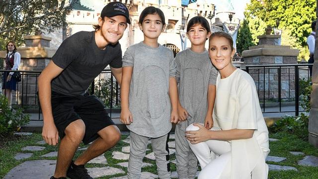 Cuộc sống độc thân nhiều niềm vui của Celine Dion ở tuổi ngoại ngũ tuần - 4
