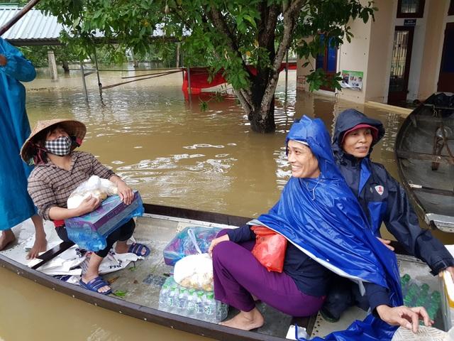 Phân bổ 2.000 tấn gạo cứu đói cho nhân dân vùng bị thiên tai, mưa lũ - 2