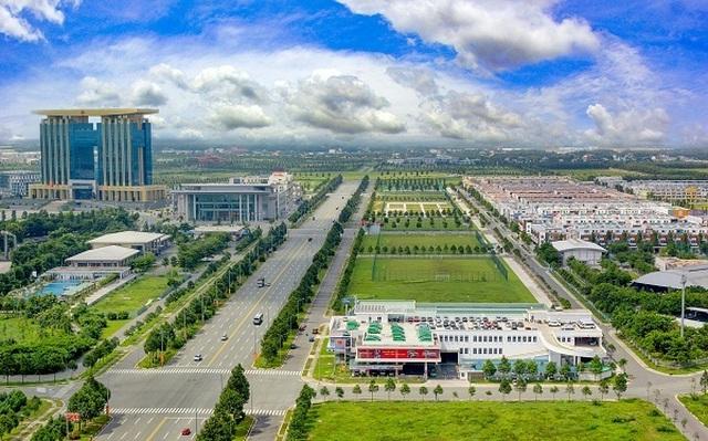 """Vượt Dĩ An, Thủ Dầu Một, Thuận An trở thành tâm điểm """"nóng"""" của thị trường BĐS Bình Dương - 1"""
