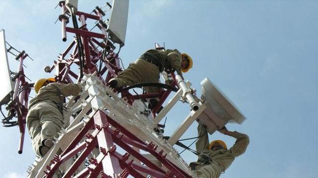 Doanh nghiệp viễn thông được phép sử dụng trạm BTS cũ lắp trên đất công - 1