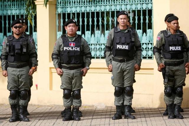 FBI mở văn phòng ở Campuchia - 1