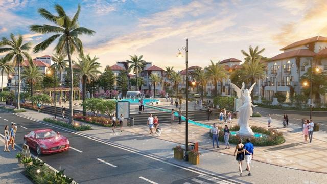 """Sáu công viên quý như """"vàng"""" của Sun Grand City Feria - 1"""