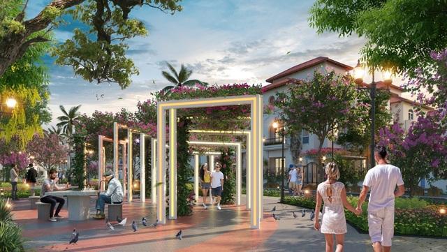 """Sáu công viên quý như """"vàng"""" của Sun Grand City Feria - 3"""