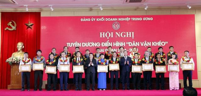 """Đảng bộ Tổng Công ty Khí Việt Nam được tuyên dương điển hình """"Dân vận khéo"""" - 2"""
