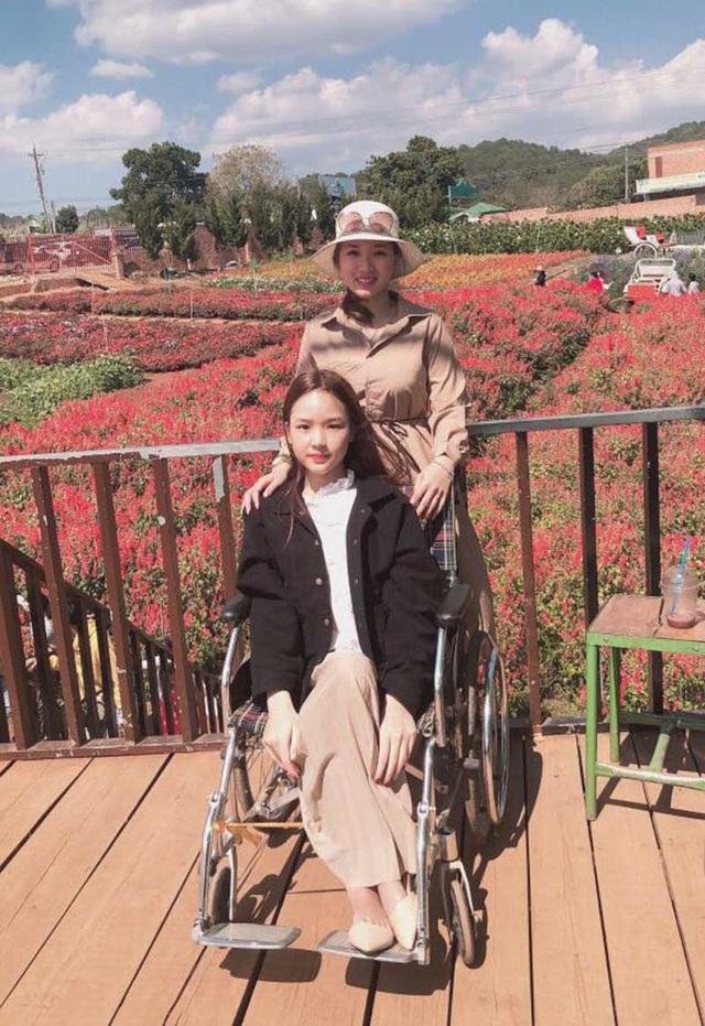 """Cô gái Bình Phước trở thành """"đôi chân"""" của bạn suốt 13 năm - 6"""