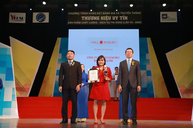 Tự hào thương hiệu giáo dục uy tín top 10 Việt Nam - 1