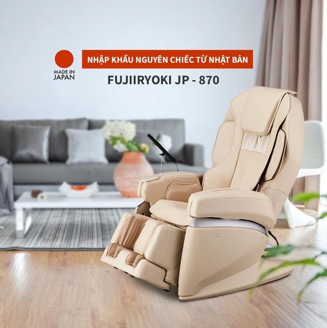 Ghế massage Nhật Bản giá bao nhiêu? - 2