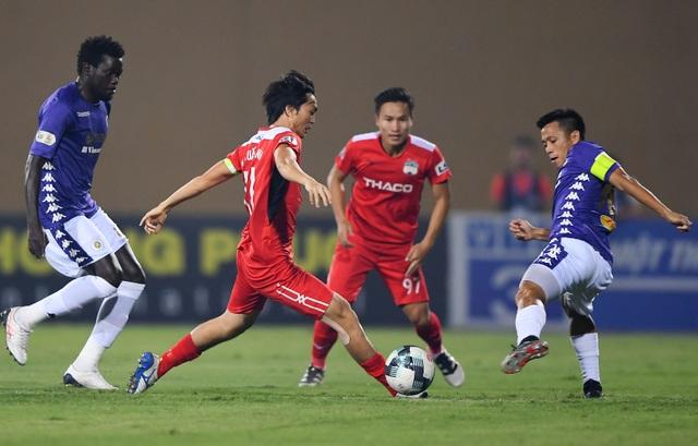 Đại chiến HA Gia Lai - CLB Hà Nội quyết định chức vô địch V-League - 1