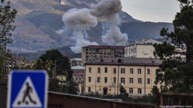 """Vì sao xung đột Armenia-Azerbaijan khiến Iran """"đứng ngồi không yên""""? - 1"""