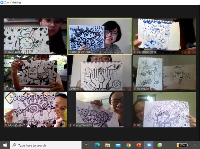 Mang nghệ thuật vào giáo dục, cô gái Bắc Ninh giành học bổng Chevening - 4