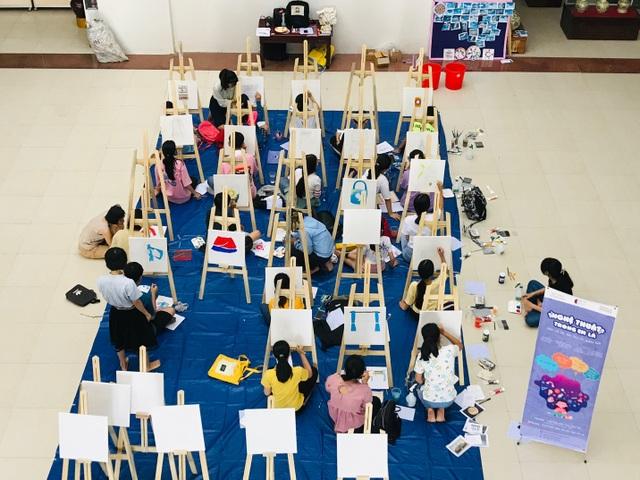 Mang nghệ thuật vào giáo dục, cô gái Bắc Ninh giành học bổng Chevening - 5
