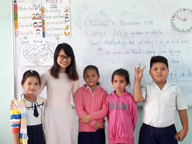 Mang nghệ thuật vào giáo dục, cô gái Bắc Ninh giành học bổng Chevening - 6