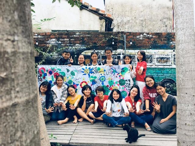 Mang nghệ thuật vào giáo dục, cô gái Bắc Ninh giành học bổng Chevening - 7