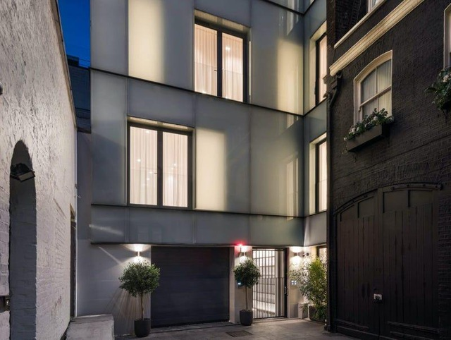 Nhà trong hẻm chào bán 64 triệu USD, ngỡ ngàng nhất là nội thất bên trong - 3