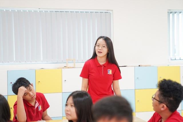 """Học sinh tìm hiểu cách """"sơ cứu cảm xúc"""", phát triển chỉ số EQ - 2"""