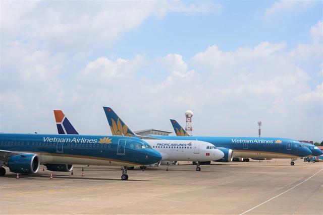 """Sắp hoàn tất thương vụ Qantas """"cho không"""" Vietnam Airlines 30% cổ phần - 1"""