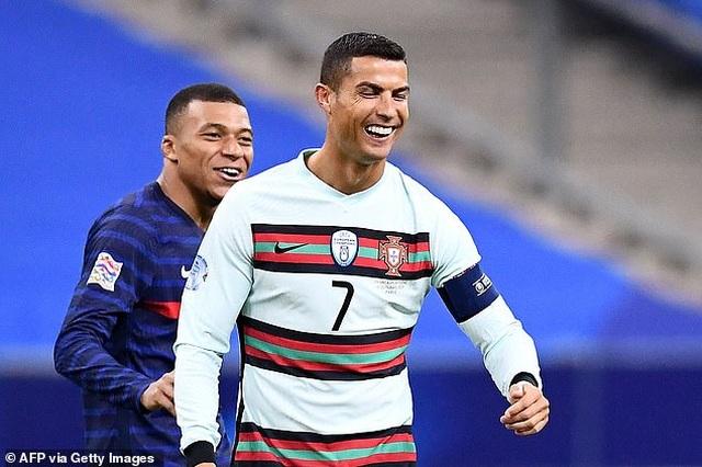C.Ronaldo nhiễm Covid-19, chia tay đội tuyển Bồ Đào Nha - 1