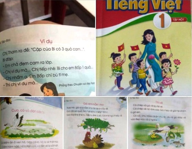 Sạn trong sách tiếng Việt lớp 1 Cánh diều: Sẽ được chỉnh sửa, thay thế - 2