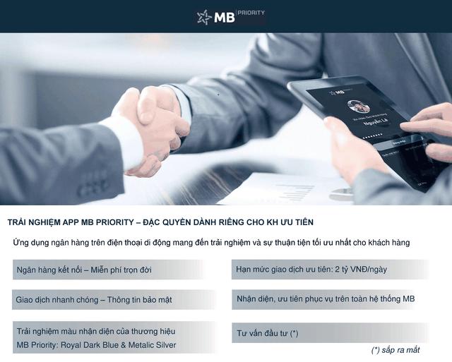 MB Priority: Làm giàu cuộc sống cho bạn - 3
