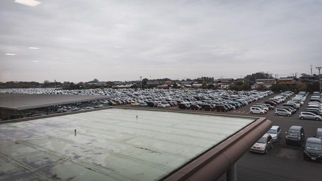 Thâm nhập trung tâm đấu giá xe cũ lớn nhất Nhật Bản - 10