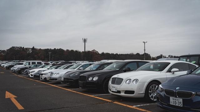 Thâm nhập trung tâm đấu giá xe cũ lớn nhất Nhật Bản - 12