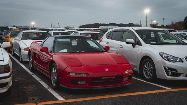 Thâm nhập trung tâm đấu giá xe cũ lớn nhất Nhật Bản - 13