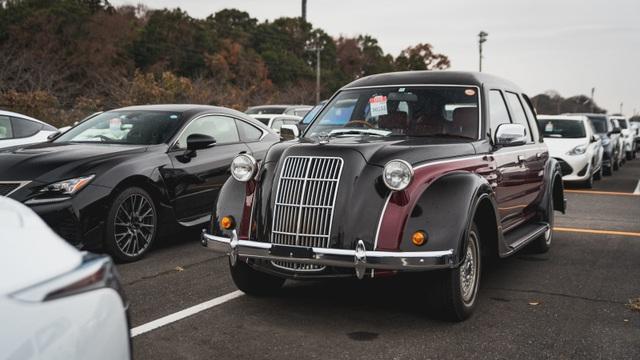 Thâm nhập trung tâm đấu giá xe cũ lớn nhất Nhật Bản - 14