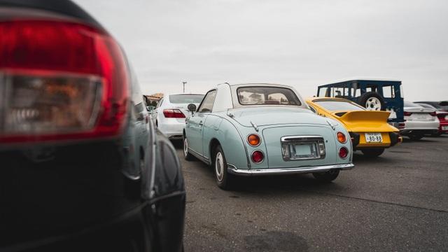 Thâm nhập trung tâm đấu giá xe cũ lớn nhất Nhật Bản - 5