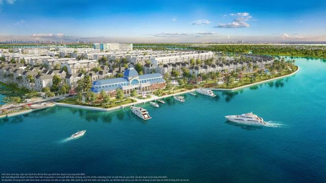"""Chính sách """"bom tấn"""" cho khách mua biệt thự Vinhomes Grand Park - 1"""