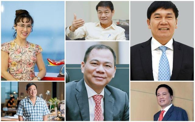 """Thế giới chao đảo, """"tỷ phú USD"""" của Việt Nam vẫn tăng lên 6 người! - 1"""