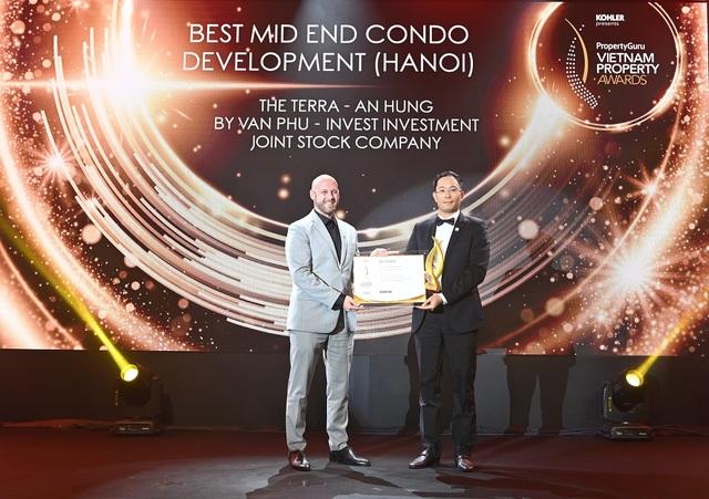 Văn Phú - Invest thắng lớn tại giải thưởng PropertyGuru Vietnam - 1