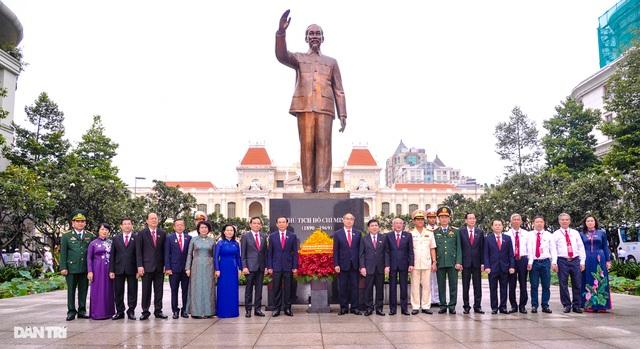 Ông Nguyễn Thiện Nhân kỳ vọng cơ chế, chính sách đặc thù phát triển TPHCM - 3