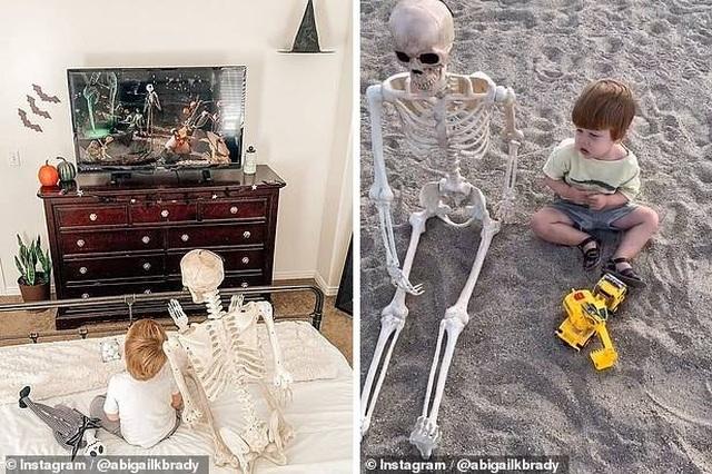 """""""Hết hồn"""" với món đồ chơi yêu thích của cậu bé 2 tuổi - 3"""