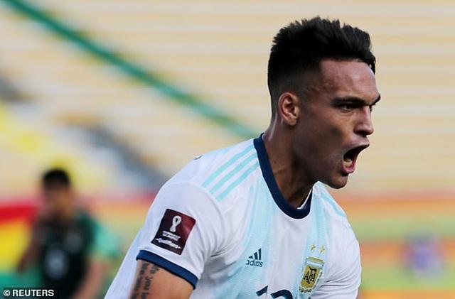 Messi mờ nhạt, Argentina vẫn ngược dòng đánh bại Bolivia - 4