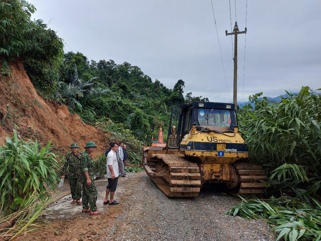 Quảng Trị báo cáo công nhân làm việc ở Rào Trăng mất liên lạc với gia đình - 1