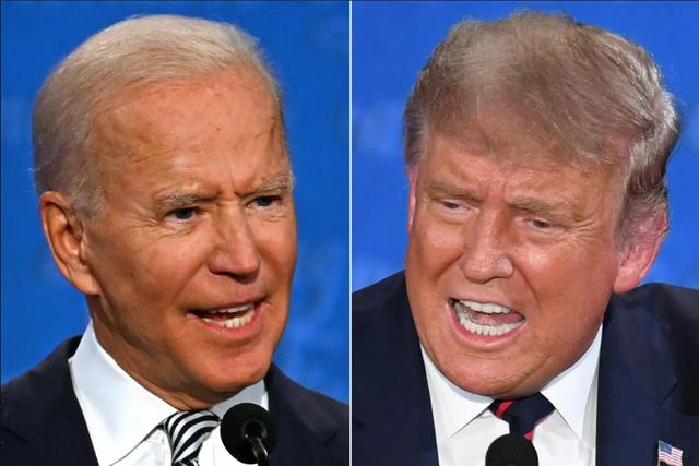 """Bầu cử Mỹ 2020: Ông Trump nói """"Trung Quốc thắng nếu Biden thắng"""" - 1"""