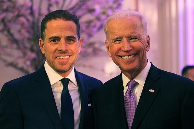 Bầu cử Mỹ 2020: Lộ bằng chứng về vụ lùm xùm của nhà Biden ở Ukraine - 1