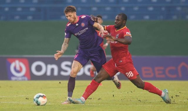CLB Hà Nội, Sài Gòn FC và Viettel đua vô địch V-League 2020 - 1