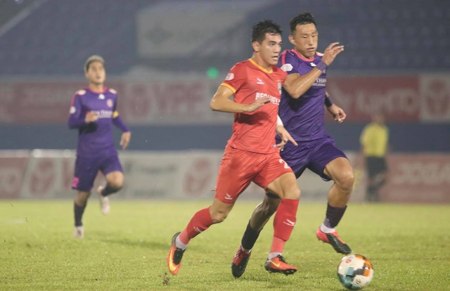 Tiến Linh ghi bàn, B.Bình Dương thắng đội đầu bảng Sài Gòn FC - 5