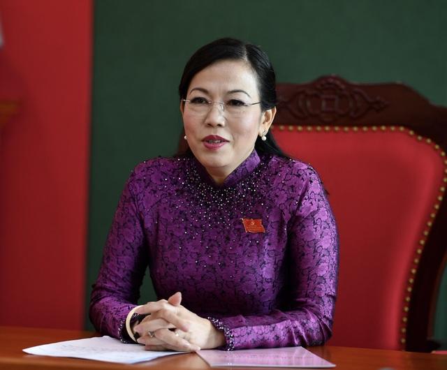Bí thư Tỉnh uỷ Thái Nguyên: Thời gian ở Quốc hội cho tôi nhiều kinh nghiệm - 1