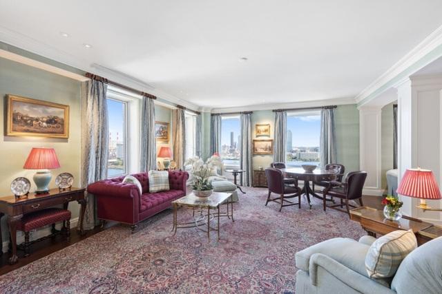 Ngắm căn hộ 11 triệu USD của tỷ phú Mỹ - 1