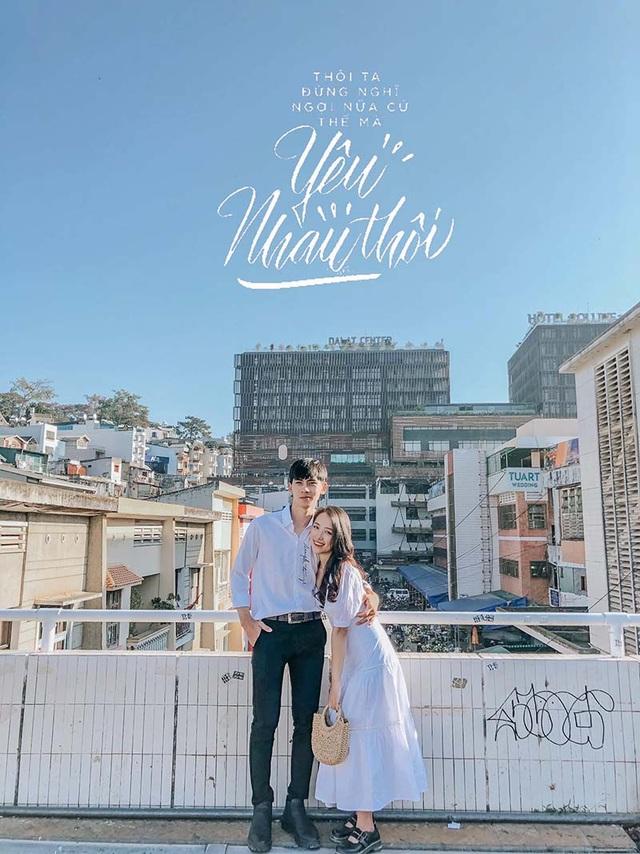 Chuyện tình đáng yêu của cặp đôi trai xinh gái đẹp Đồng Nai - 2