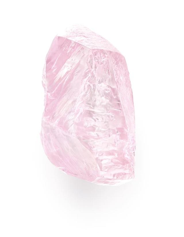 Viên kim cương hồng siêu quý hiếm có thể lên tới 38 triệu USD - 2