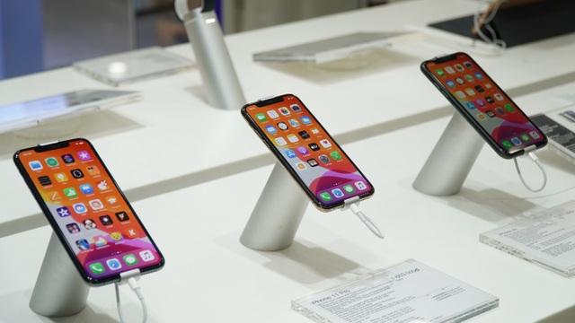 iPhone 11 Pro và 11 Pro Max bị khai tử - 1