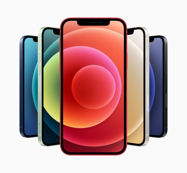 Giá bán chi tiết các phiên bản iPhone 12 tại Việt Nam, rẻ nhất 21,49 triệu - 1