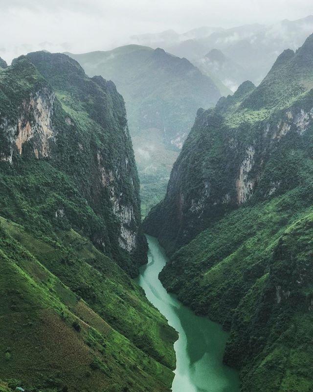 Lên Mã Pí Lèng chèo thuyền kayak, ngắm dòng sông Nho Quế thơ mộng - 2