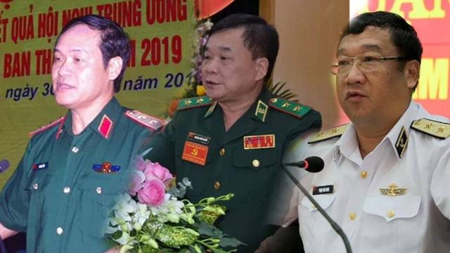 Chính phủ muốn tăng số lượng Thứ trưởng Bộ Quốc phòng - 1