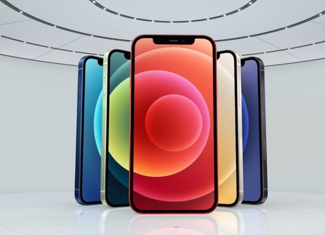 Apple ra mắt 4 mẫu iPhone 12 hỗ trợ mạng 5G, giá từ 699USD - 2
