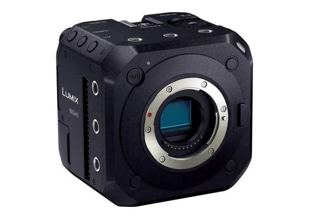 Panasonic ra mắt máy quay phim với thiết kế dạng khối vuông độc đáo - 1