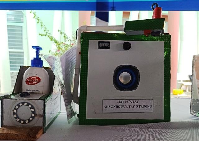 Ấn tượng những sản phẩm sáng tạo của học sinh tiểu học Đồng Tháp - 3